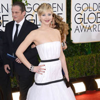 直擊奧斯卡前哨戰!一次瀏覽71屆金球獎紅毯最美穿搭!