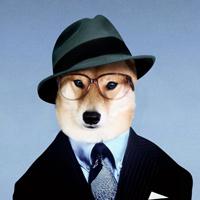 談穿搭?狗比人講究! Menswear Dog柴犬品味席捲時尚圈