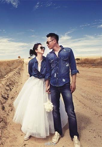 Vivian徐若瑄 愛情語錄 「關於愛情,沒有選擇的。妳選擇不相信,日子怎麼過?」