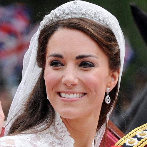 自己的新娘妝自己化!平民王妃Kate Middleton世紀婚禮密訓大公開