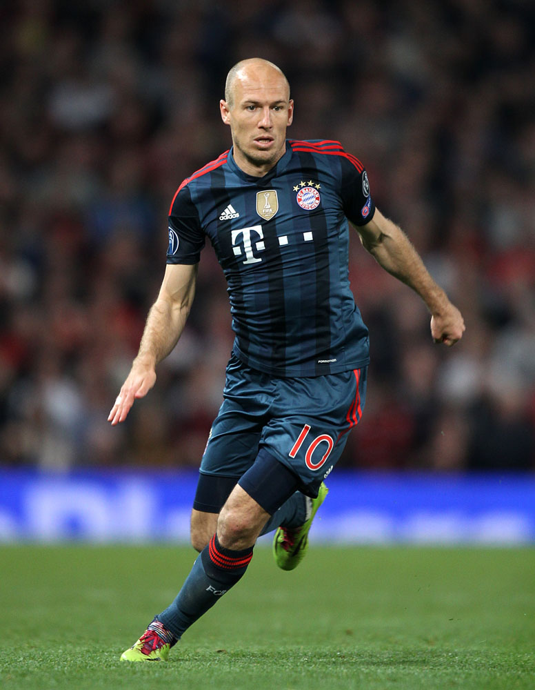 Arjen Robben 荷蘭