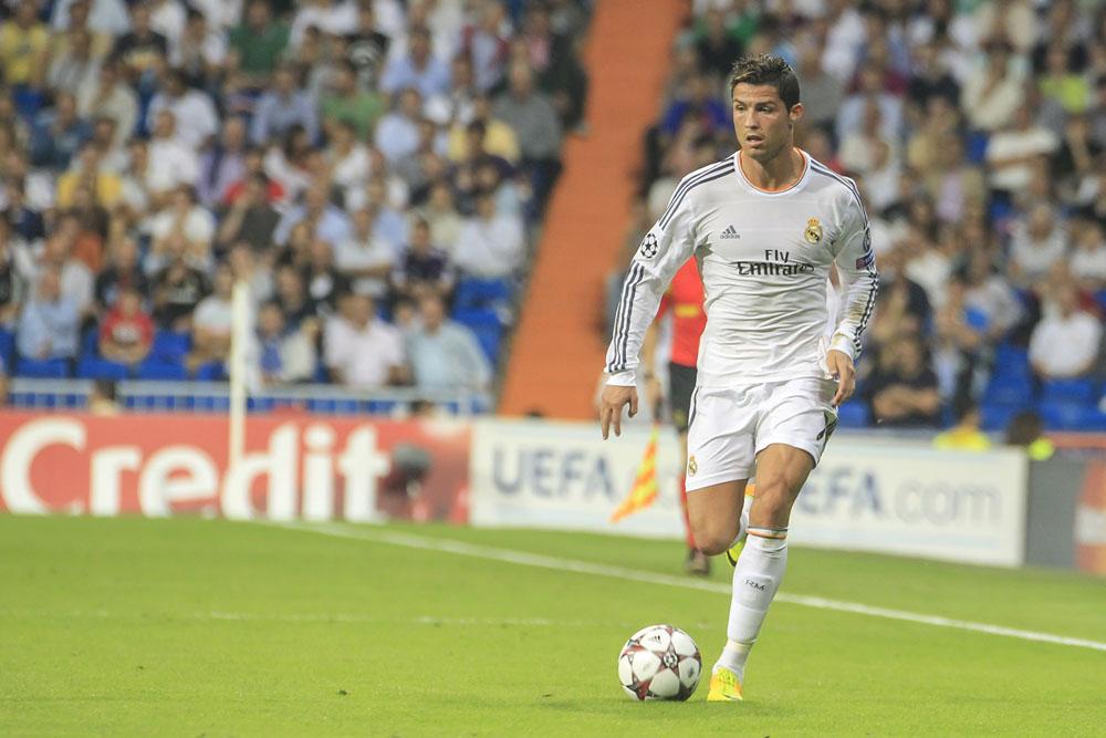 Cristiano Ronaldo 葡萄牙