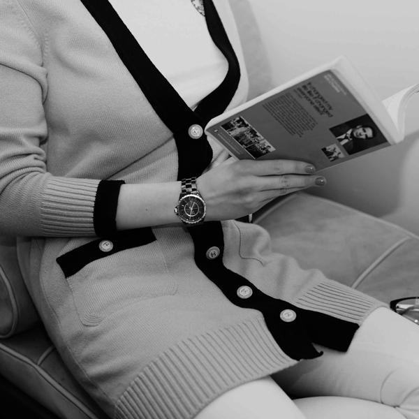 在2000年,Chanel 首款J12腕錶的誕生,為當時腕錶市場注入一股新鮮活力。