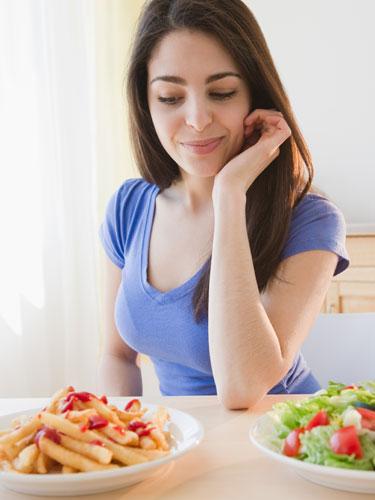 方法4、改變飲食順序