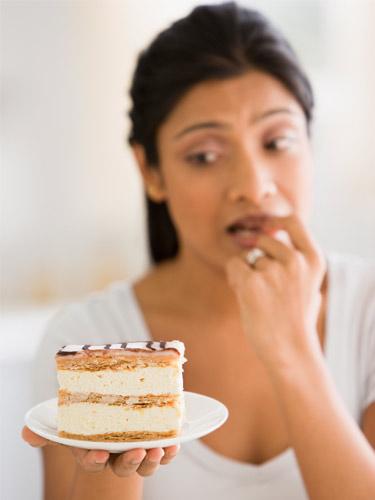 方法12、晚餐+飯後不吃甜點