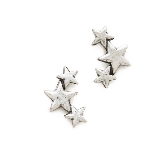 TOP 3推薦:層疊小耳環-Avant Garde Paris星星耳環