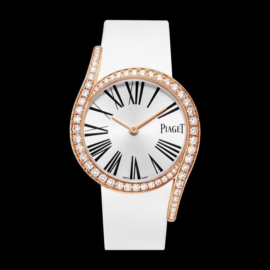 Piaget伯爵 Limelight Gala玫瑰金 腕錶