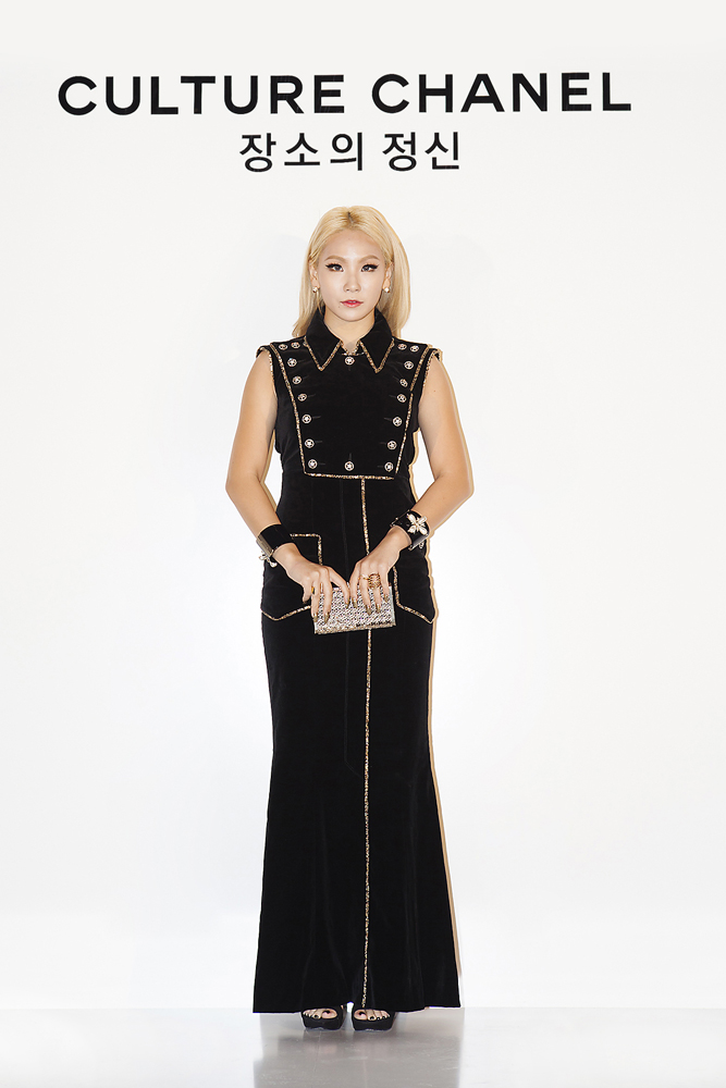 2NE1 主唱CL