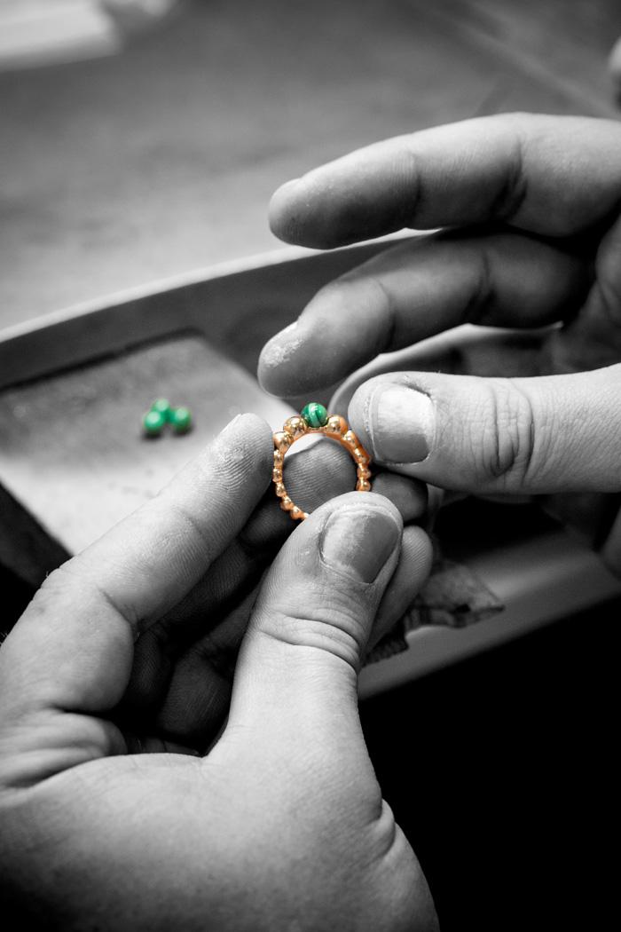 自2008年推出至今,那一圈圓潤的金質圓圈向來是許多時尚珠寶迷最愛的設計