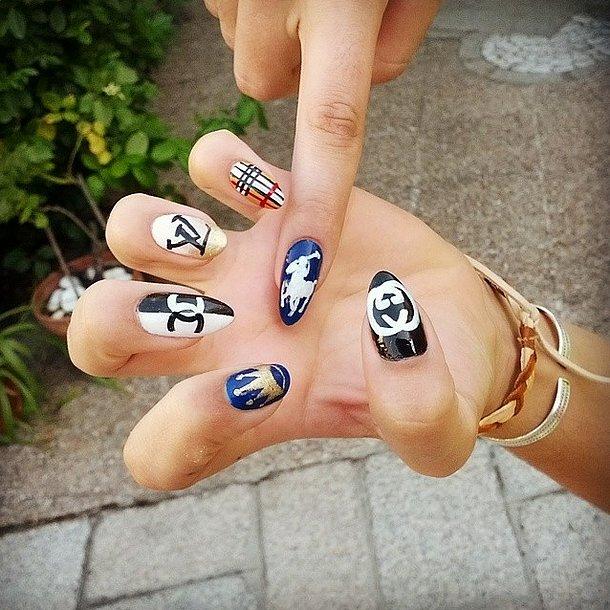 Ralph Lauren × Chanel