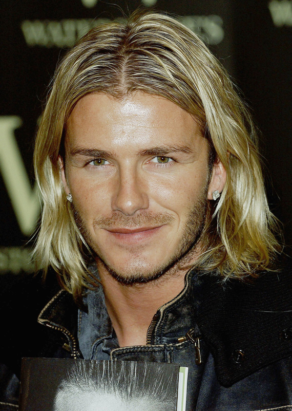 大衛貝克漢(David Beckham)