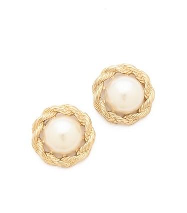 Juliet & Company 珍珠耳環