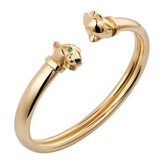 卡地亞Panthère de Cartier美洲豹系列手環