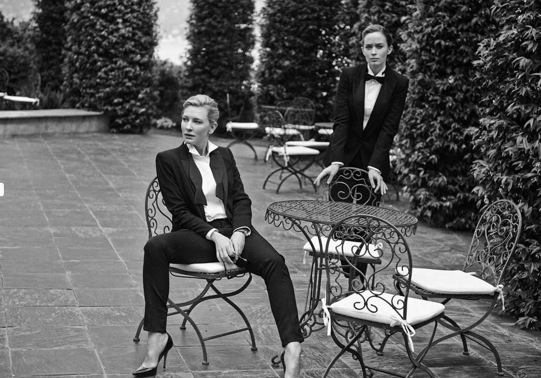 一向擅長以黑白影像,為人物攝影注入滿滿詩意的 Peter Lindbergh,則是以一系列影像創作,再次展現大師風範。 雖說製錶是門老生意,但是對於風格的鑑賞,則是超乎時間之上。