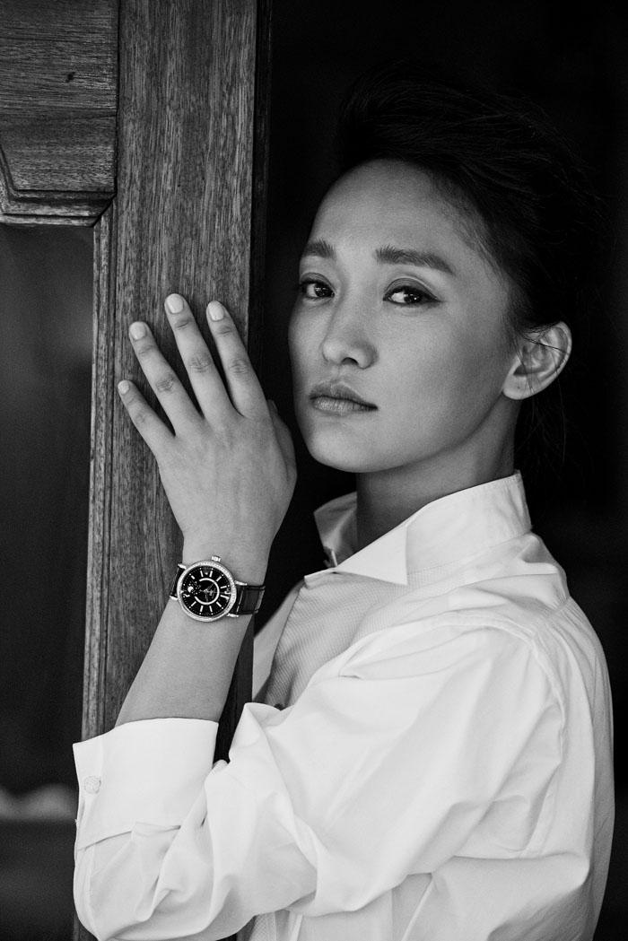 周迅: 「IWC萬國錶擅於將極致美感、專業技術和生活藝術相互糅合。在北京國際電影節親眼見證品牌的專業性之後,我開始理解,IWC萬國錶不僅對時尚和風格設計,也同樣對講述故事充滿激情。」