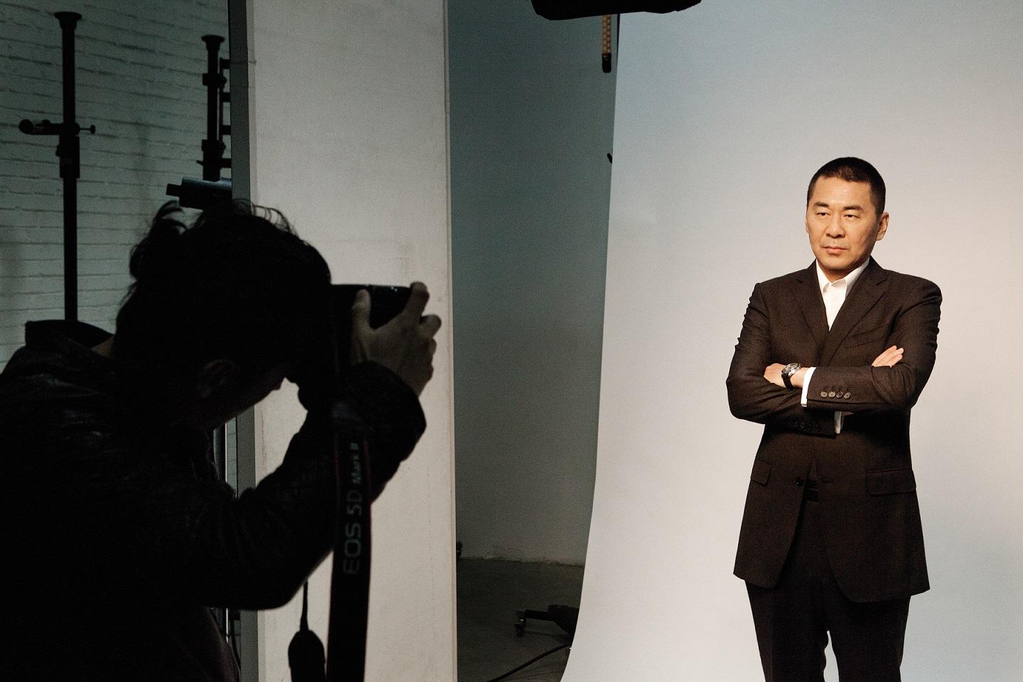 以《軍中樂園》入圍最佳男配角的陳建斌表示:「電影是我認識生活、世界的一個方式。這次入圍金馬獎給了我特別的鼓勵,除了演員的角色外,我希望能獲得更多資源,拍出更多我想拍的電影。」