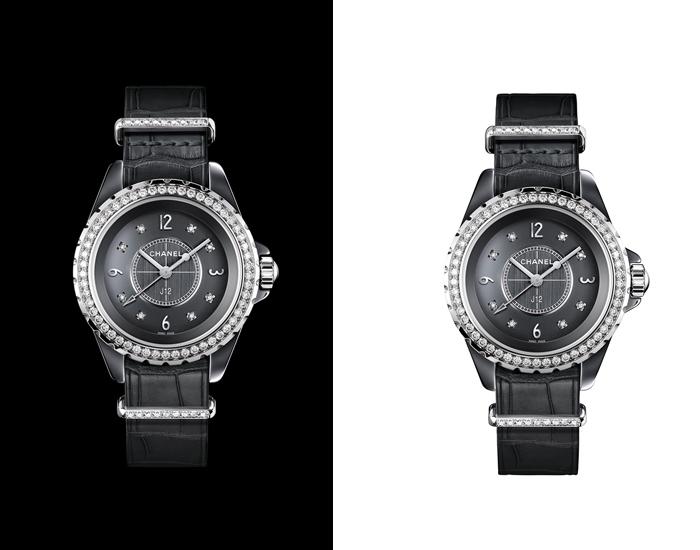 J12-G.10鈦陶瓷*及精鋼錶殼