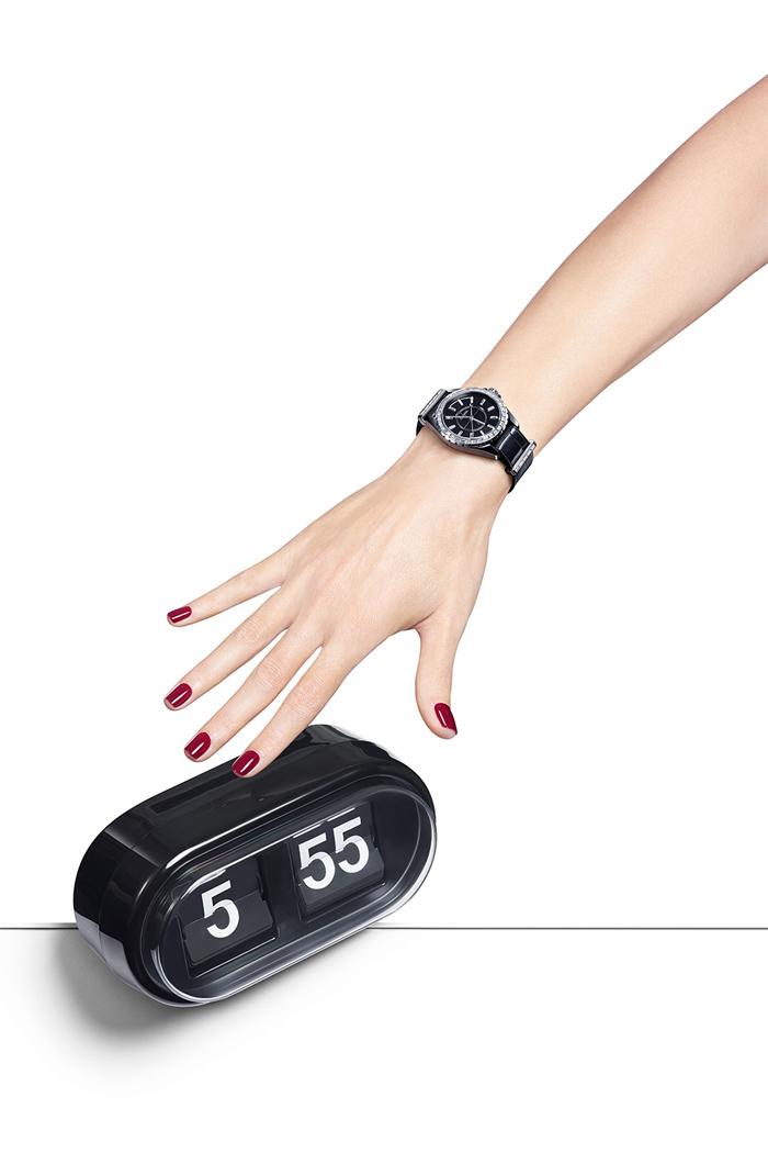 黑色高科技精密陶瓷*錶殼