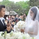 【楊冪 、劉愷威】管婚禮邀請的嘉賓不到30人,整個婚禮的儀式也不足40分鐘,但儀式中既不乏輕鬆幽默的語言,也不乏令人感動的環節。