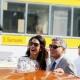 """【喬治•克隆尼George Clooney、Amal Alamuddin 】無論在婚禮期間、工作場合還是私下裡,Amal Alamuddin都展現著自己不俗的搭配功底,而她時常手持資料夾的專業形象,也一次又一次地詮釋了什麼叫做""""工作中的女人最美""""!"""