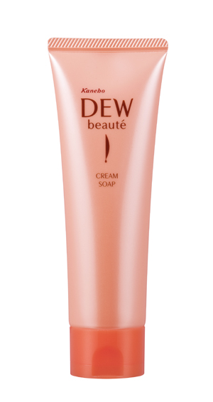 佳麗寶 DEW beaut 潤活美肌洗顏皂霜,125g,NT$900