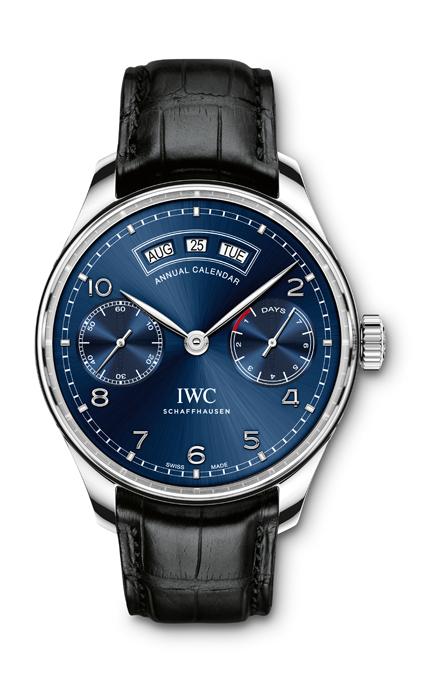 2015年將是IWC Schaffhausen萬國錶旗下歷史最悠久的葡萄牙系列(Portuguese)創立75週年,而品牌在宣告2015是葡萄牙系列之年之際,同步預告未來幾年將推出全新三大自製機芯系列,率先登場的即是52000系的年曆功能機芯:52850型