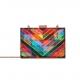 VALENTINO GARAVANI 有機玻璃盒型手拿包 NT$116,000
