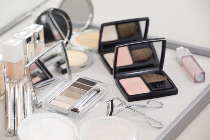 Dior 2015 春夏高級訂製系列 秀場產品情境圖
