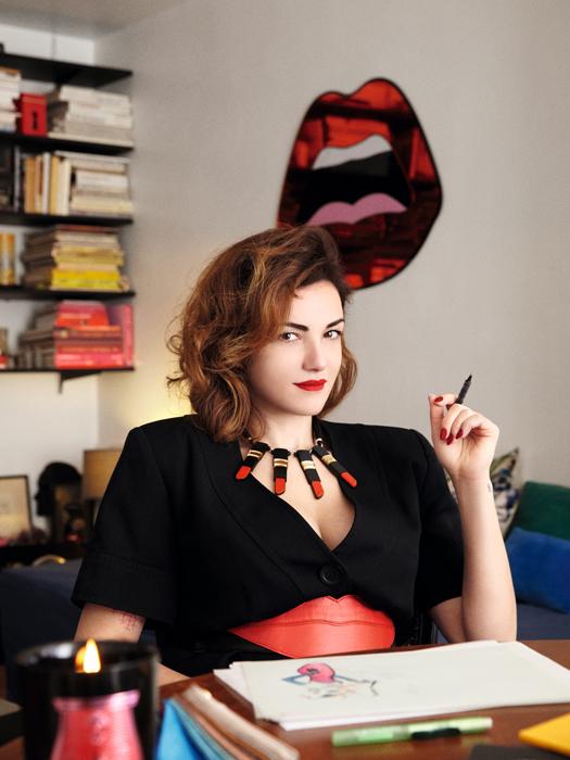 法國時尚珠寶設計師 Yaz Bukey