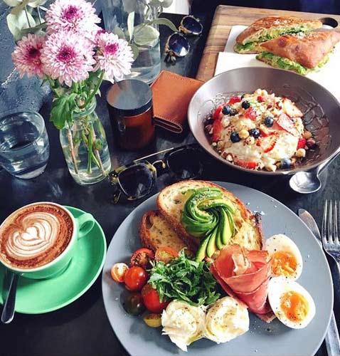 澳洲生活旅遊風格部落客 Jessica stein 早午餐