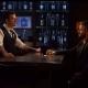 Jimmy Kimmel Show,這次請到金童貝克漢。把整個場景佈置成一個很嚴肅的威士忌酒坊,以台灣的local規格,大概就是像街坊大嬸開的 piano bar。