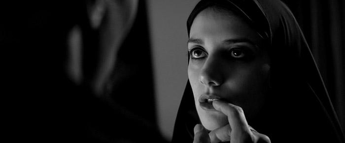【女孩半夜不回家】詭譎美感,新觀點詮釋經典吸血鬼!