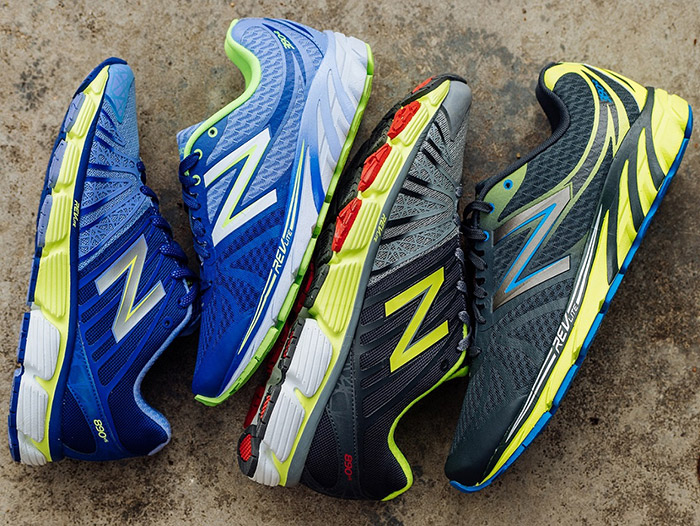 """國際知名運動品牌New Balance全新輕量跑鞋""""890""""以及""""3190""""搶眼上市"""