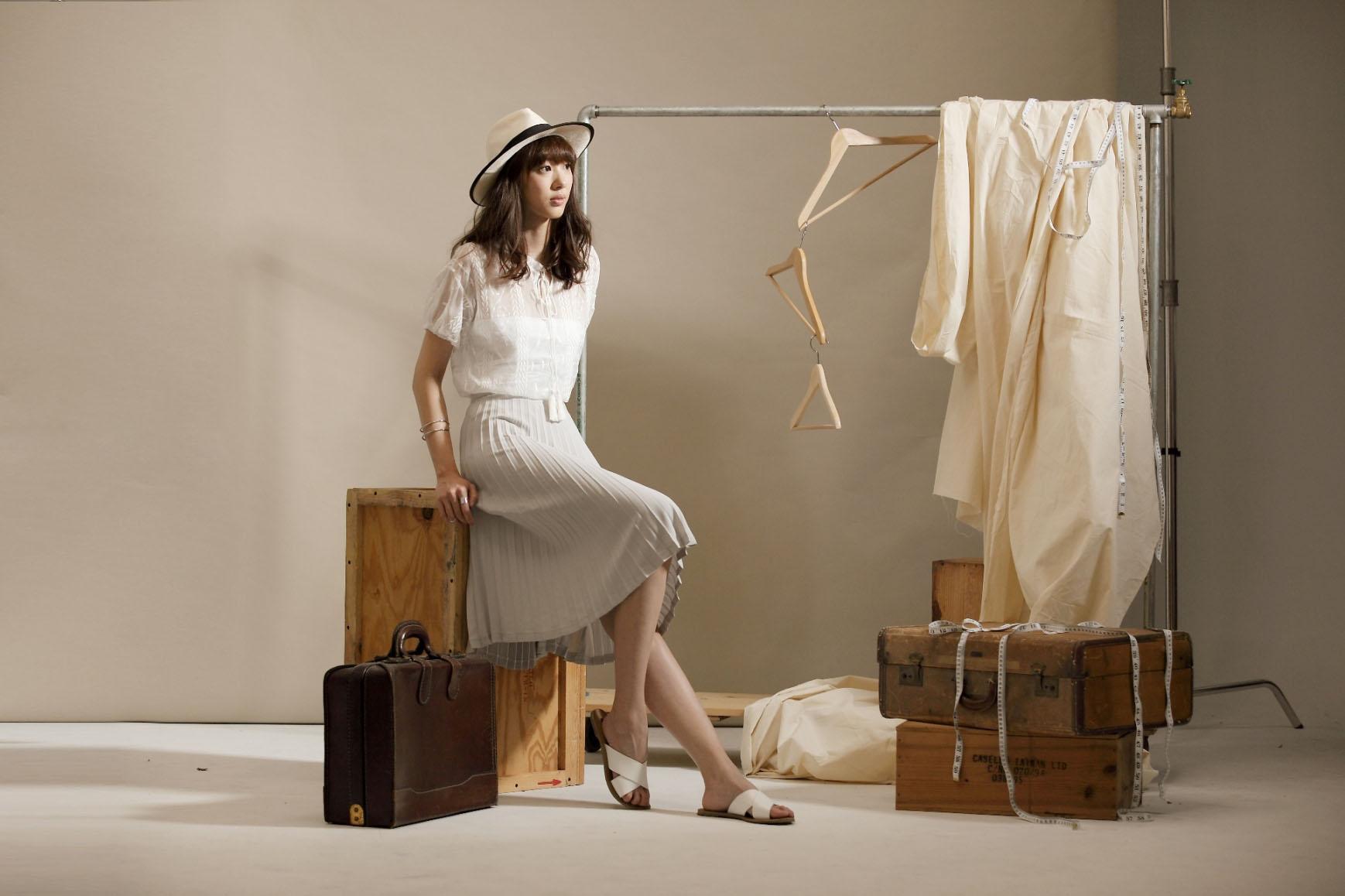 跟著KODZ一起去旅行!從機場時尚開始 展開完美夏日假期