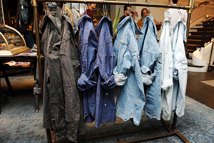 Club Monaco x Jean Shop:單寧的天堂,男裝牛仔系列來囉!