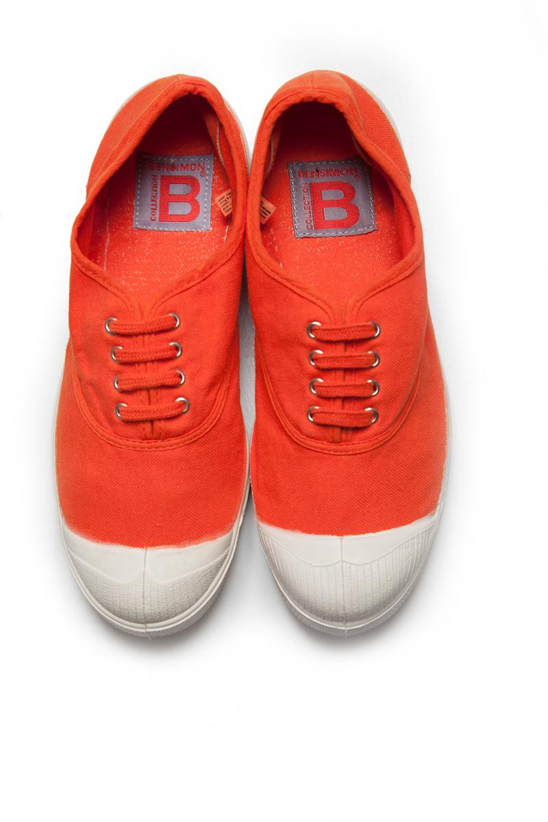 BENSIMON 基本綁帶款- 亮橘色 NT$1,680