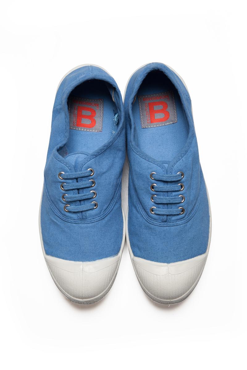 BENSIMON 基本綁帶款- 海水藍 NT$1,680