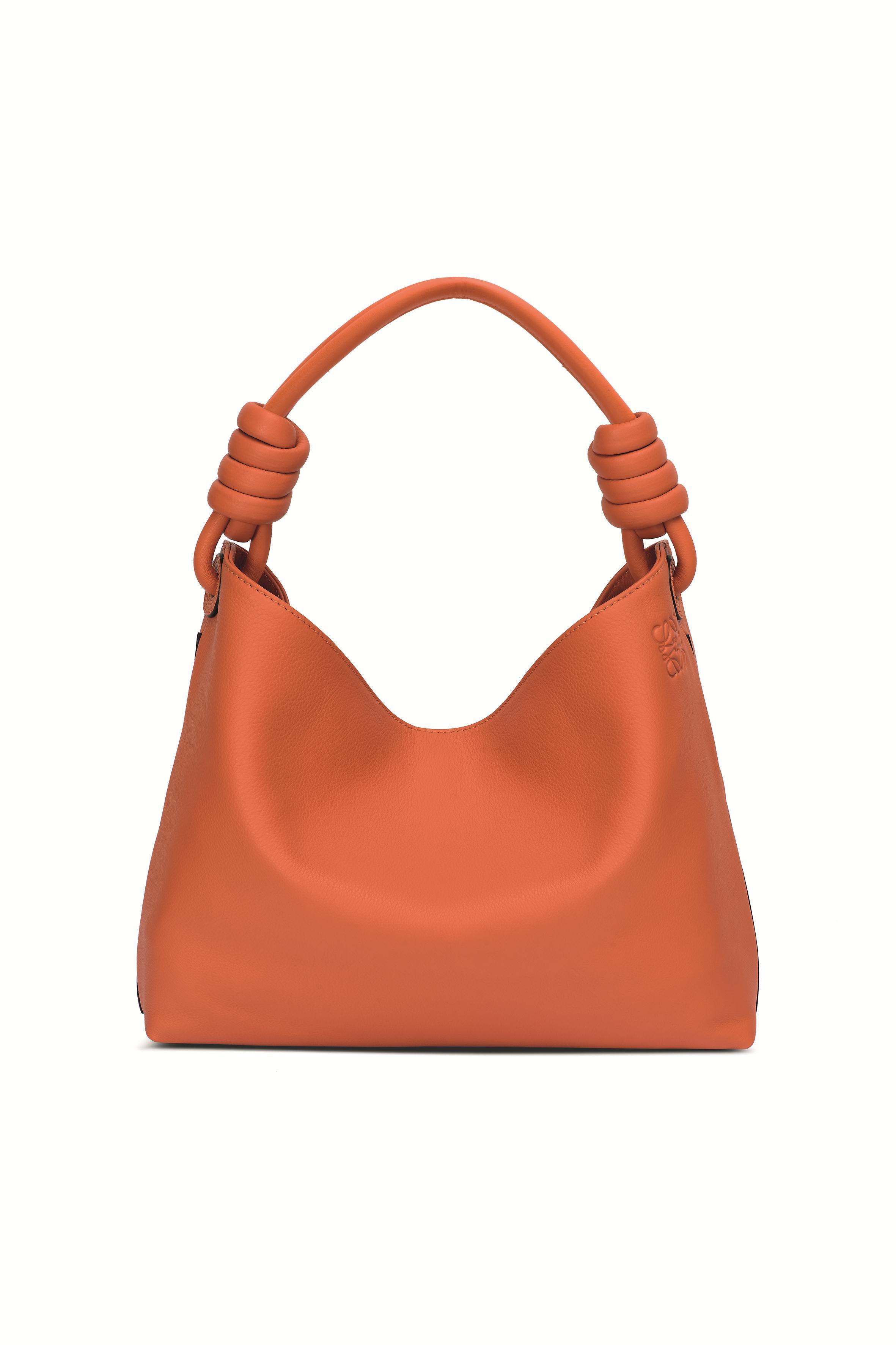 Flamenco Hobo珊瑚紅小型手袋 NT$65,000