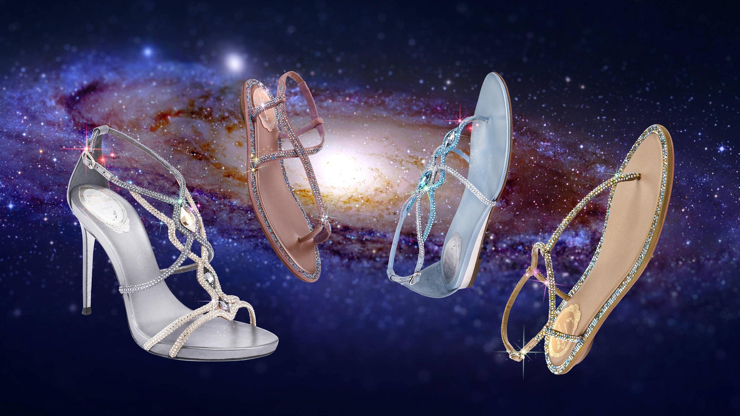 RENE CAOVILLA 鑽光星宿系列