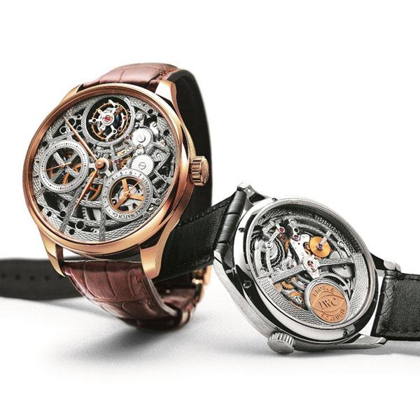 IWC萬國錶慶祝製錶傳奇葡萄牙系列創立75週年腕錶特展