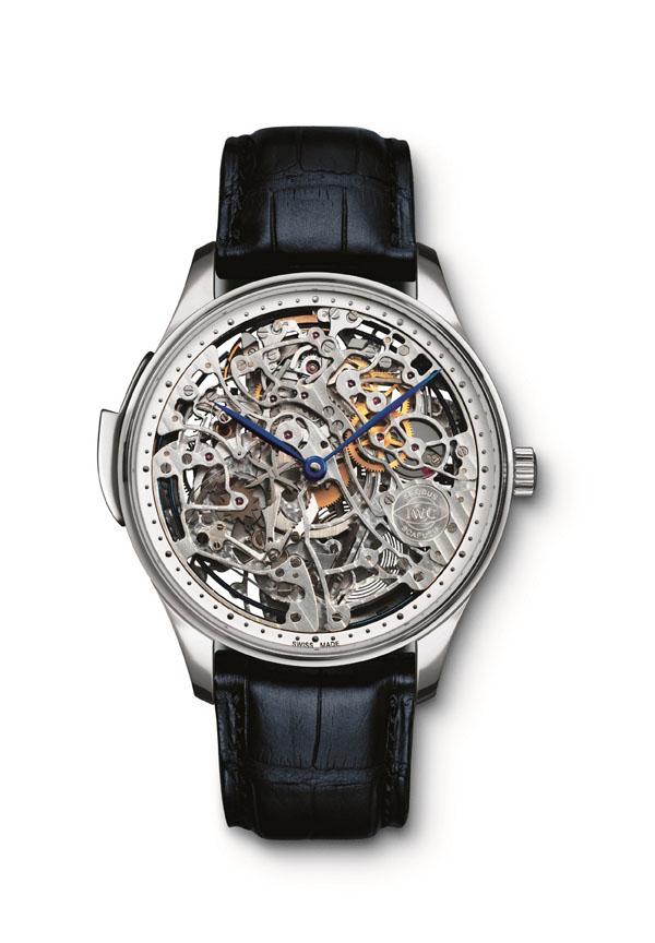 葡萄牙系列鏤空三問腕錶 Portugieser Ref. 524101