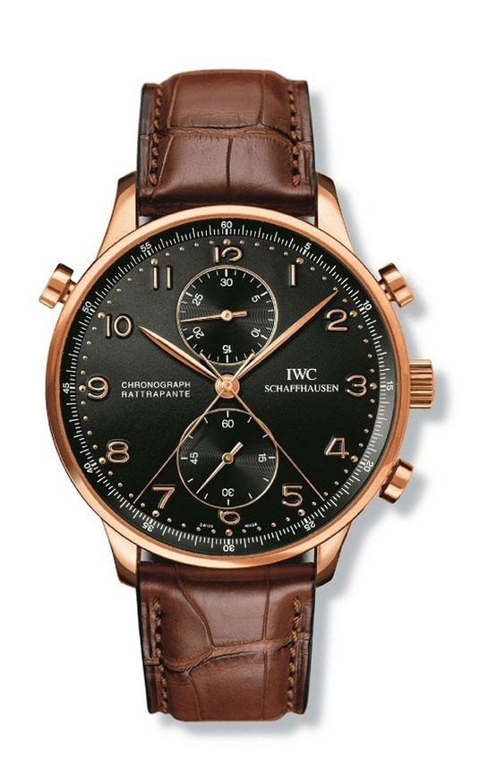 葡萄牙追針計時腕錶 Portugieser Ref. 371210