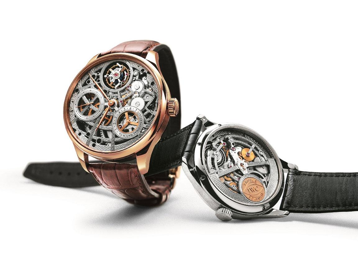 葡萄牙系列鏤空陀飛輪腕錶 Portugieser Ref. 504303