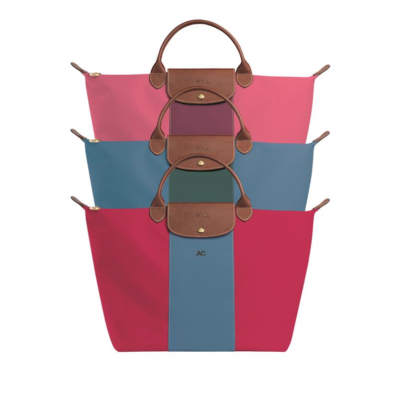 小資女也能輕鬆擁有訂製包!Longchamp訂製限期開跑一個月