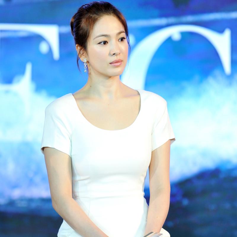 宋慧喬出席太平輪下集北京記者會