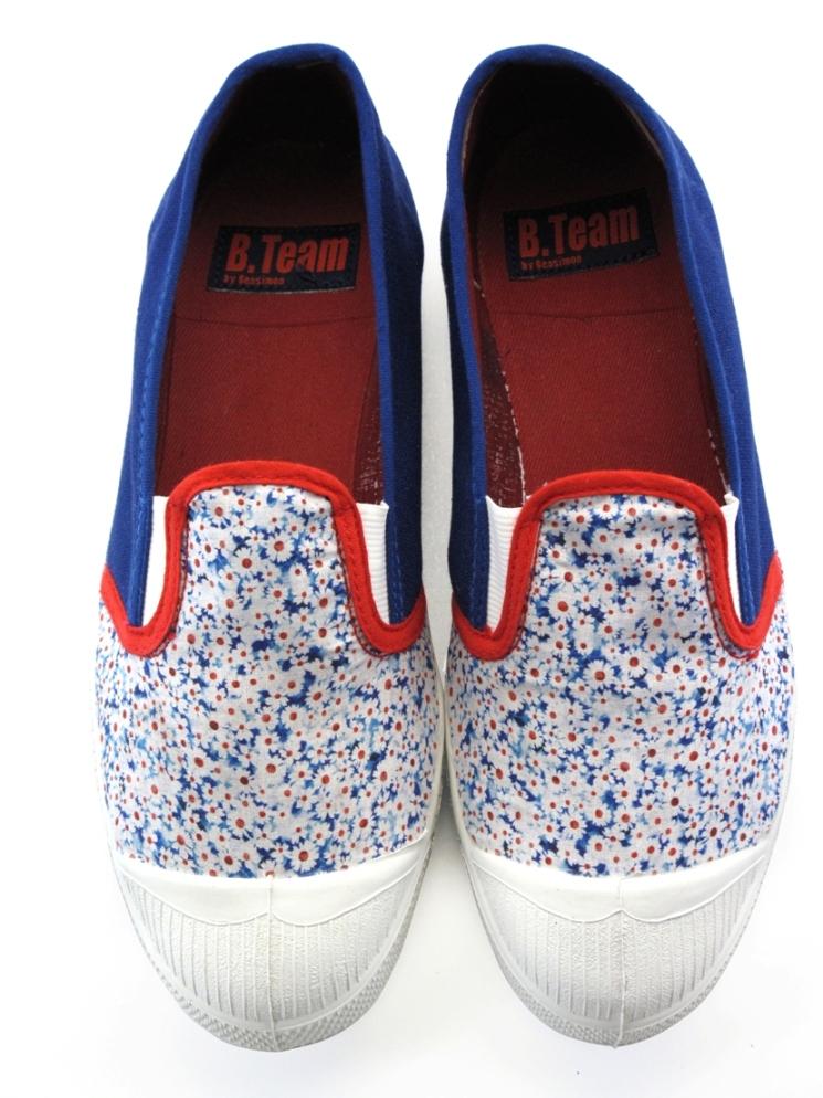 BENSIMON 小雛菊樂福鞋