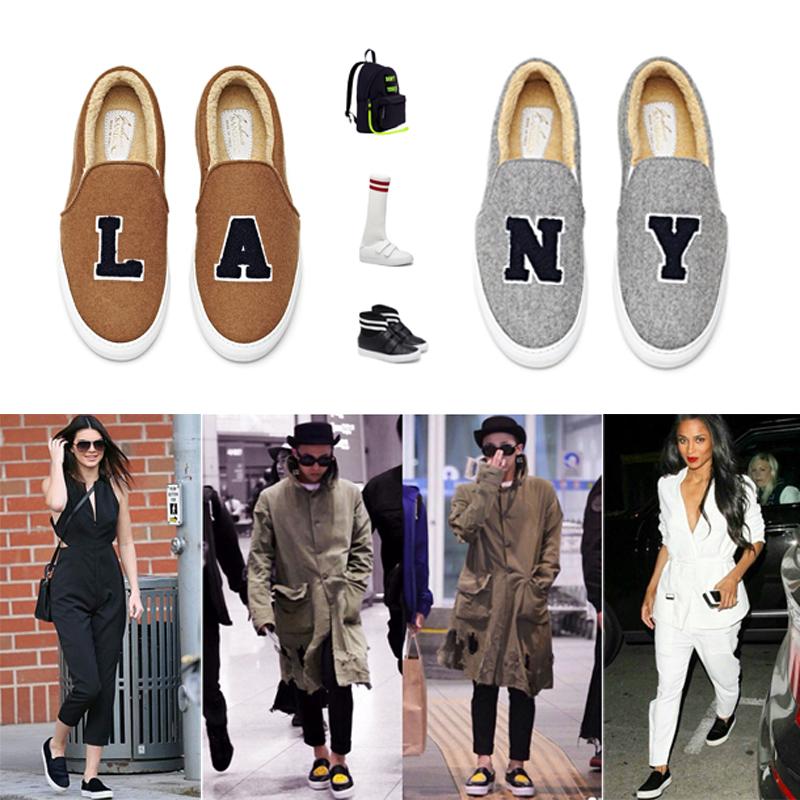 台灣限定!GD最愛的潮鞋Joshua Sanders跟CLUB DESIGNER聯名啦!