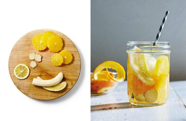 柳橙基底排毒水
