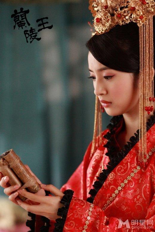 《蘭陵王》不只收視率高,女主角林依晨演活清新秀麗的天女角色,劇中淡雅的妝感也是網友仿妝的對象。