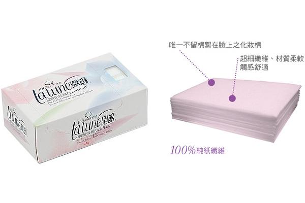 蘭韻 化妝棉 180片x3盒NT99